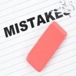 financial mistake