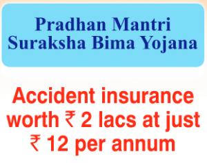 Pradhan Mantri Suraksha Bima Yojana_Image