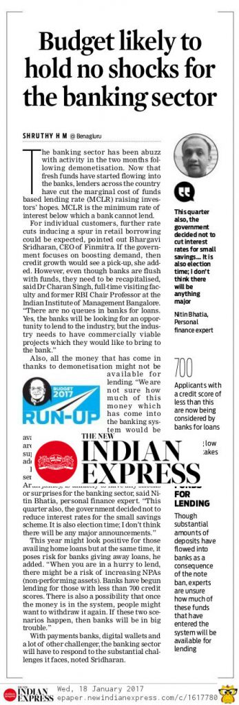 Indian Express preview