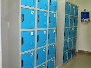 Private Locker Service